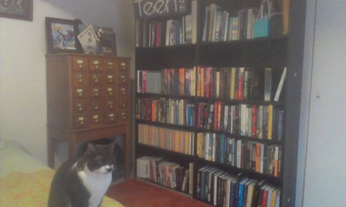 Inside the Writing Cave Part 4